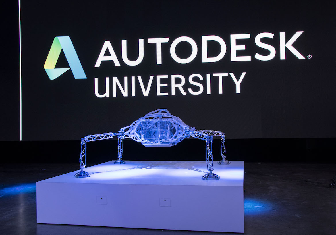 Autodesk Teams Up with NASA's Jet Propulsion Laboratory to Explore New Approaches to Designing an Interplanetary Lander